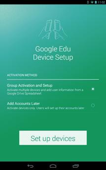 """Google Edu Device Setup"""