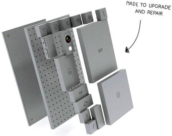 La primera tablet por piezas será española
