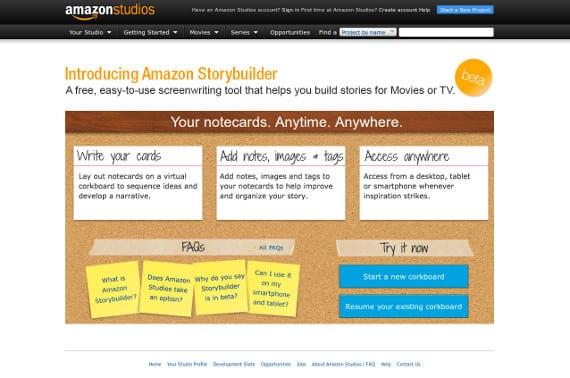 Storybuilder una nueva herramienta para crear historias de Amazon