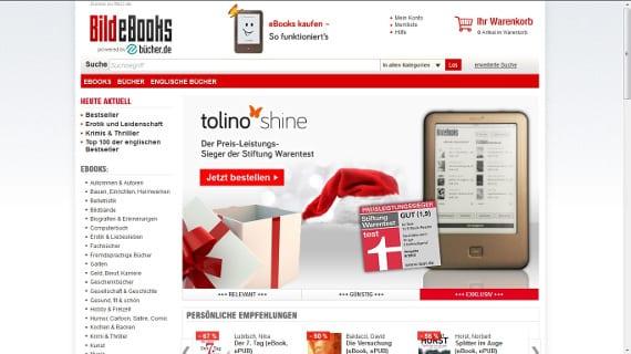 Alianza Tolino se amplia con el diario Bild
