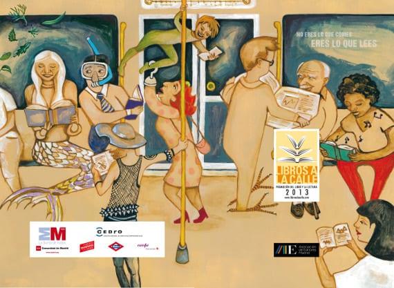Libros a la calle celebra su XVII edición