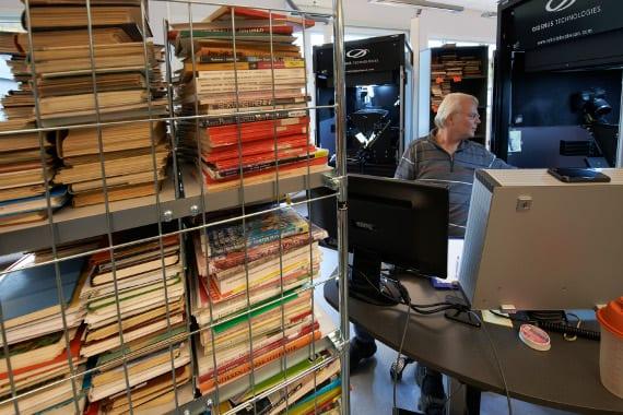 La Biblioteca Nacional de Noruega digitalizará todos sus títulos editoriales