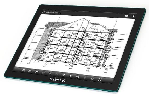 Pocketbook CAD se deja ver en el CES 2014