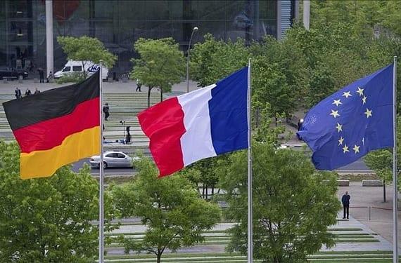 Alemania y Francia