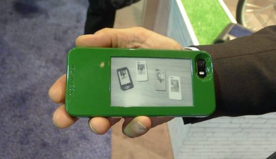 Blank Slate Case, una funda-lector mejorada para el Iphone