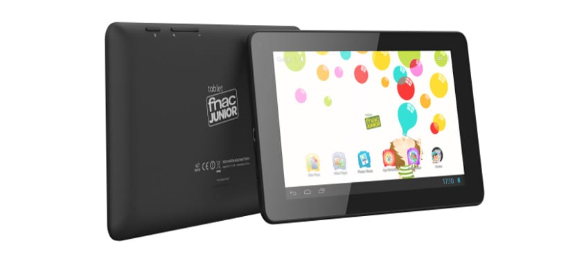 Fnac Junir Tablet