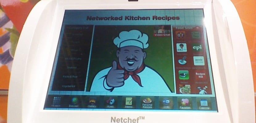 Imagen de NetChef Tablet