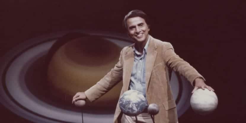 Documentos de Carl Sagan