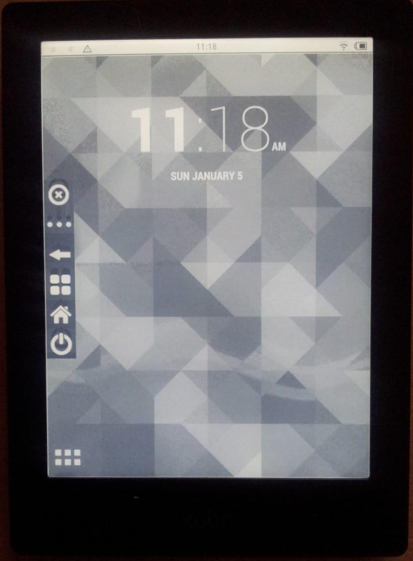Consiguen instalar Android en (casi) todos los eReaders de Kobo