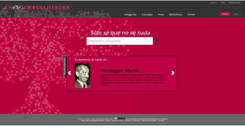 Encyclopaedia Herder, una seria competidora de la Wikipedia para humanistas