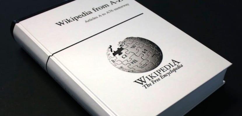 Piden ayuda para publicar la enciclopedia de la Wikipedia