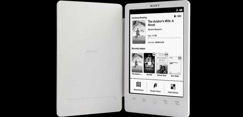 Review del nuevo eReader de Sony: el Sony PRS-T3