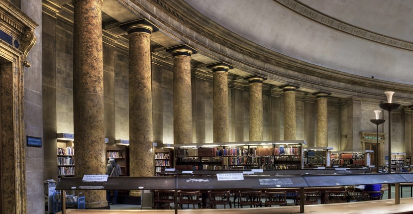 Biblioteca Pública de Manchester
