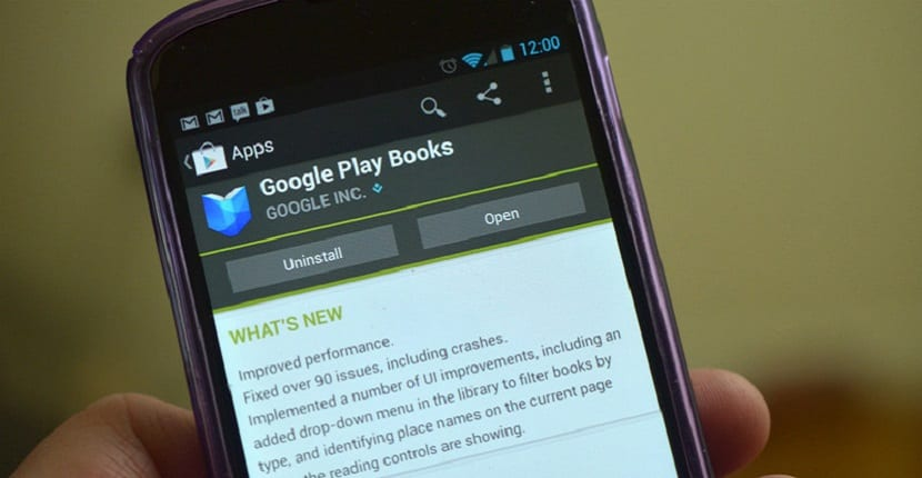Google Play Books sigue creciendo