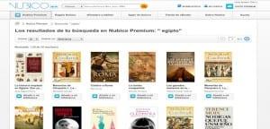 Catálogo de Nubico Premium
