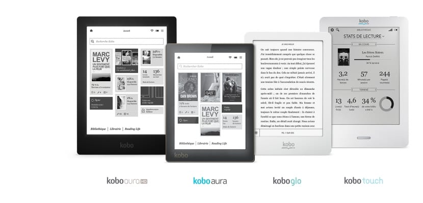 Se crear la Mega Actualización de software para piratear los eReaders de Kobo