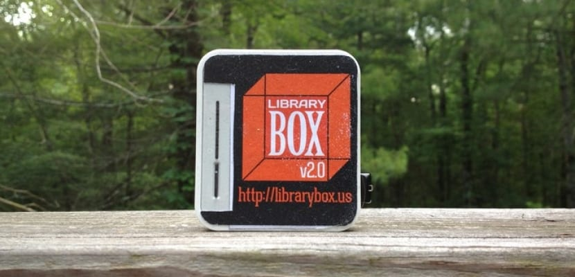 Router LibraryBox