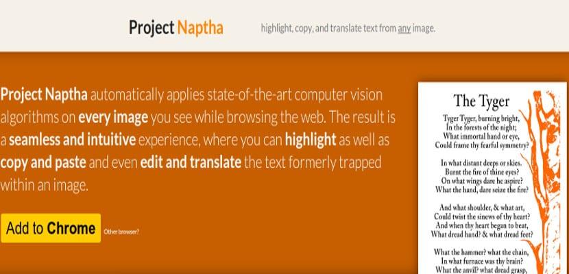 Proyecto Naptha