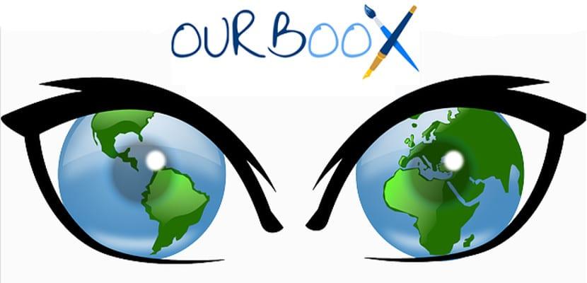 Logotipo de Ourboox