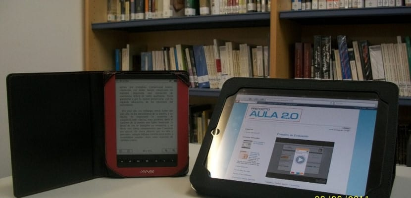 Aumenta el uso de ebooks en España
