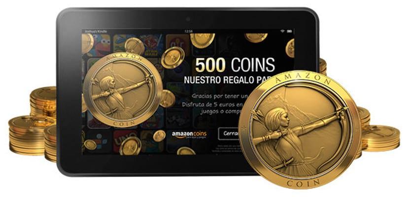 Amazon Coins llega a España ¿ para competir con el Euro?