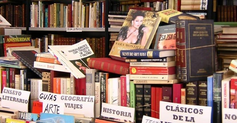 Feria de Libro de Madrid