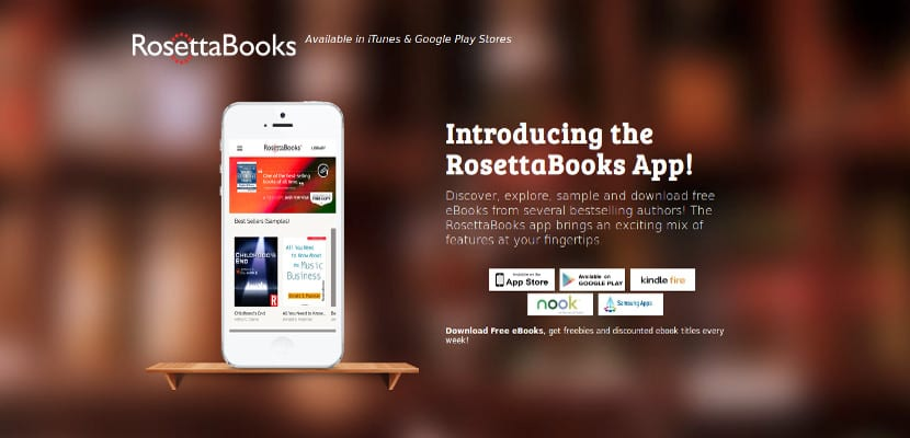 app de Rosetta Books