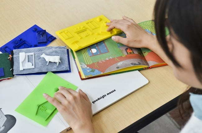 """Tactile Picture Books Project"""