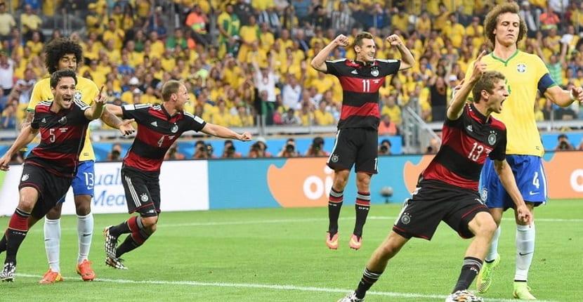 Brasil-Alemania