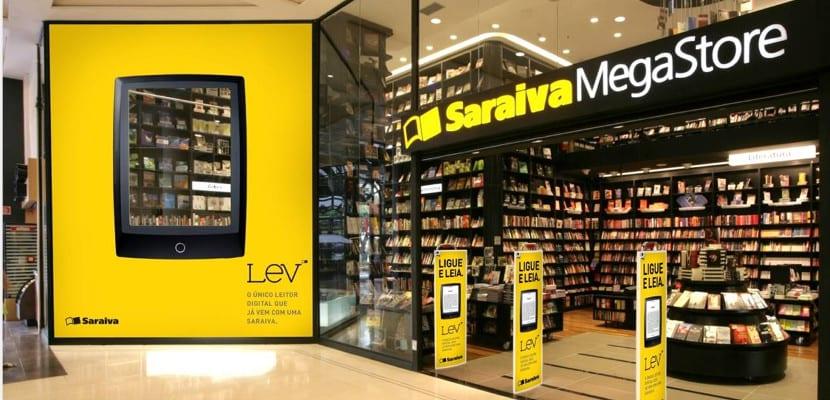 Tienda Saraiva