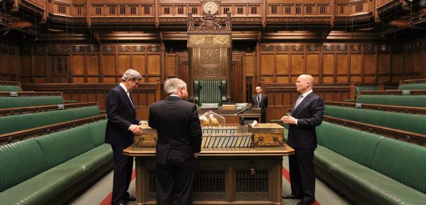El Reino Unido no permite el intercambio de ebooks según sus leyes