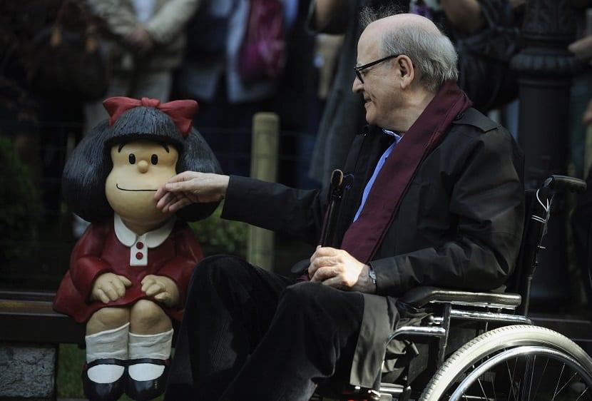 Mafalda y Quino