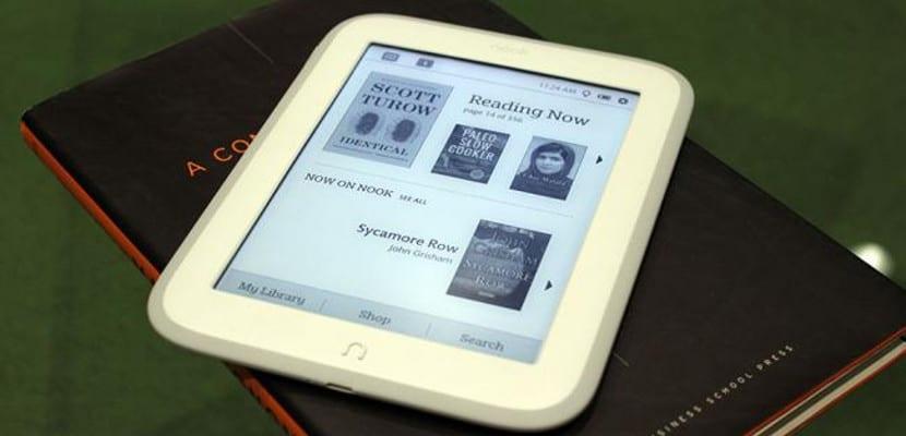 Nook y 3M Cloud Library se unen para las Bibliotecas