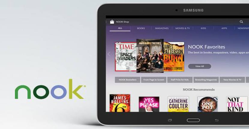 Galaxy Tab 4 Nook 10.1