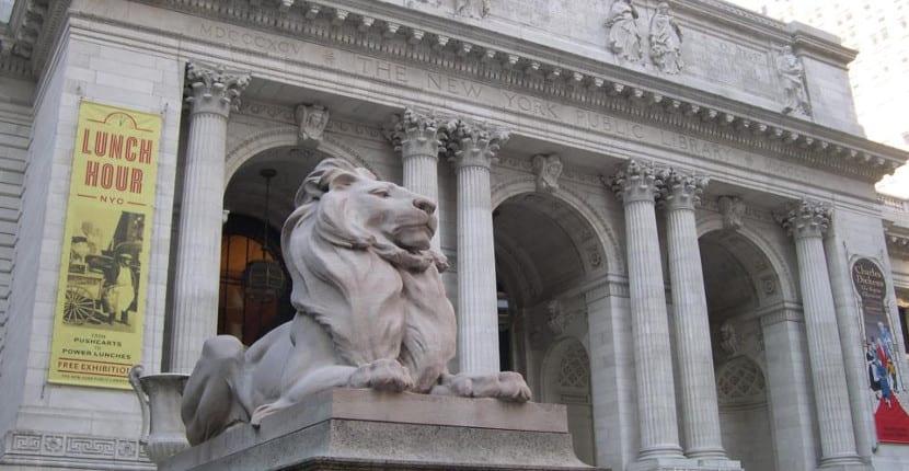La Biblioteca de New York creará una red wifi propia