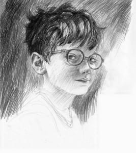 Harry Potter ilustrado