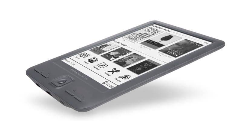 Energy Ereader Slim