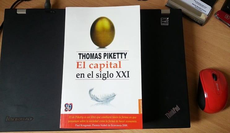 """""""El capital en el siglo XXI"""""""
