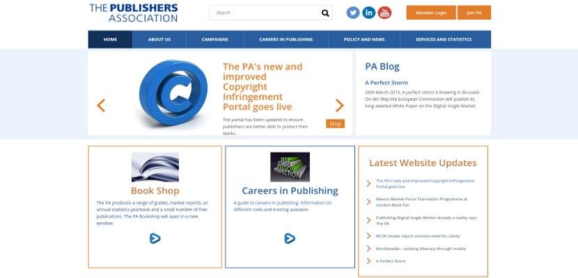 La Asociación Británica de Editores crea un sistema para detectar las infracciones del Copyright