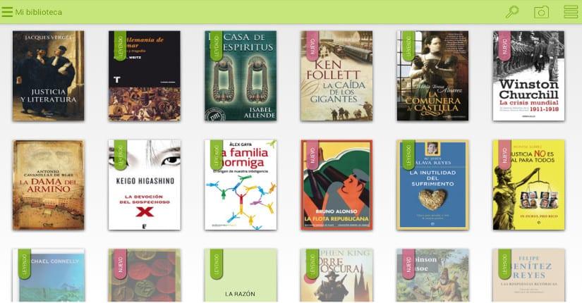 La Casa del Libro actualiza su app para Android