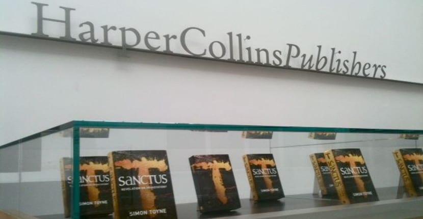 HarperCollins impondrá el precio de sus libros