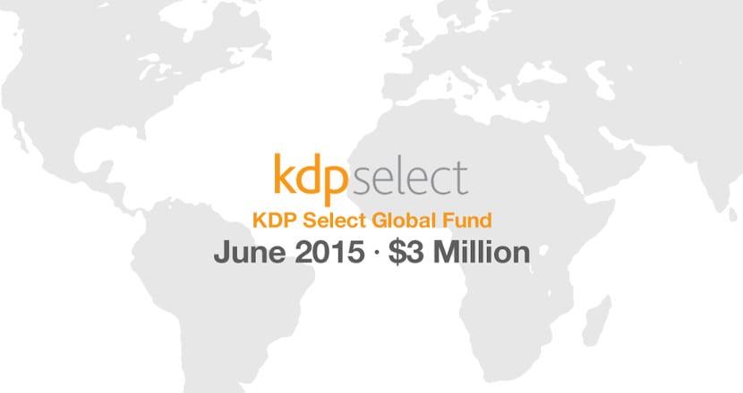 Amazon cambia las condiciones económicas de Kindle Direct Publishing Select