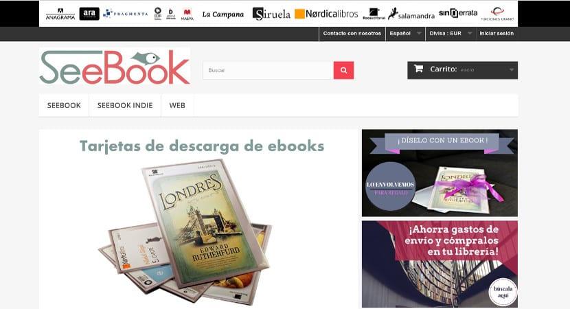 Tienda Seebook