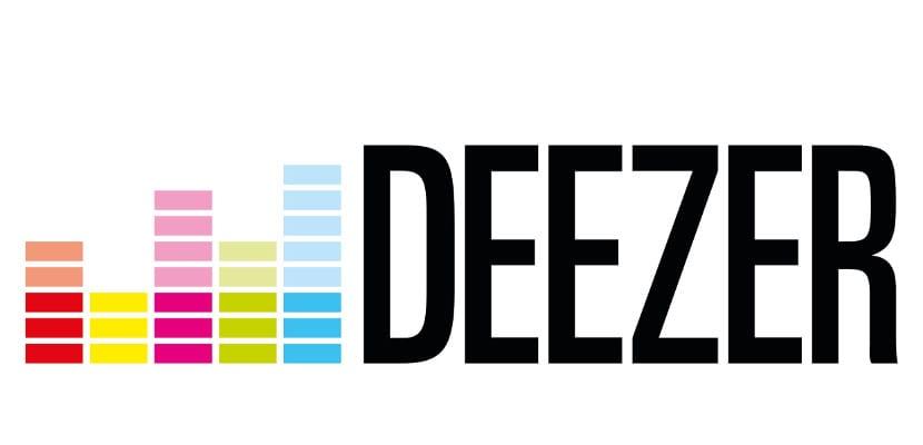 Logotipo de Deezer