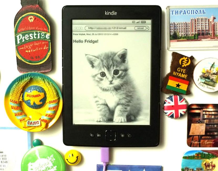 Kindle Para frigoríficos
