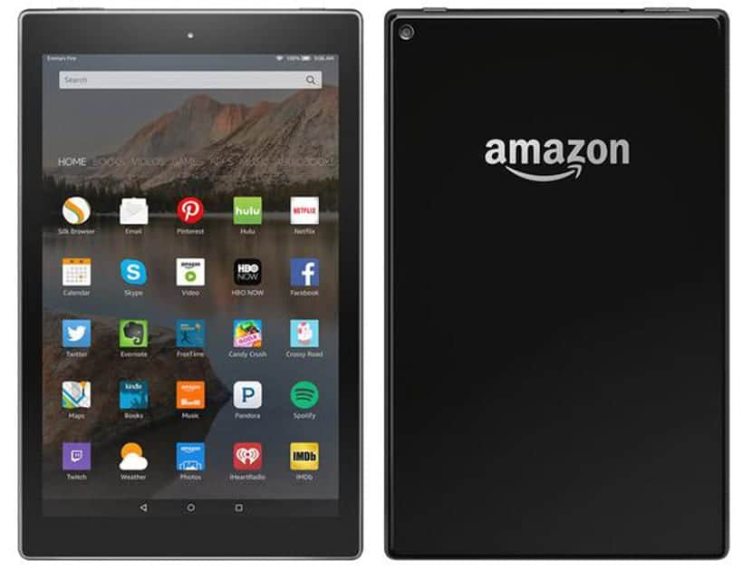 Kindle Fire de 8""