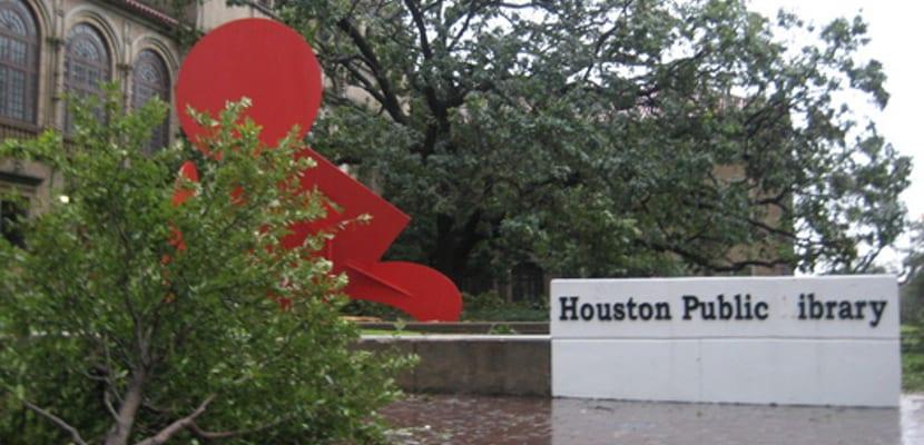 Biblioteca Pública de Houston
