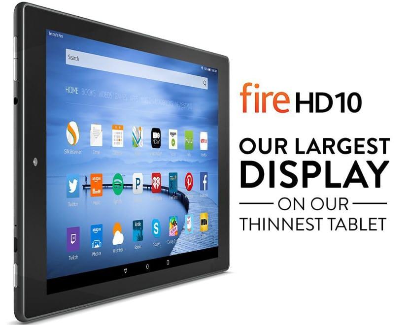 Kindle Fire 10