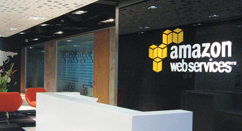 Recepción de Amazon Web Services