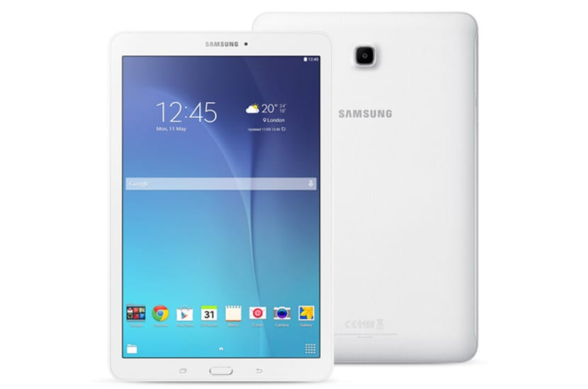 Samsung Nook Tab E